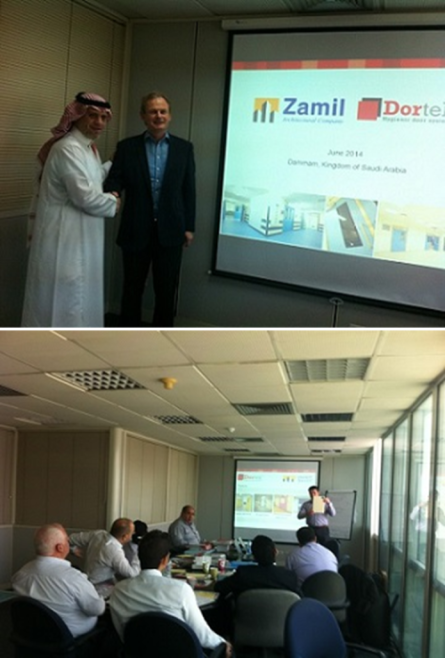 Dortek and Zamil – Form New Partnership In The Middle East