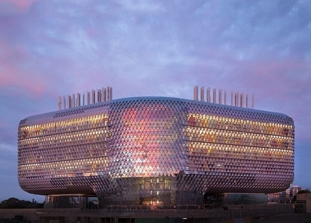 2014 INSIDE Awards: SAHMRI Research Building Shortlisted