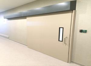 Connexion Dortek Hygienic Hospital Doors