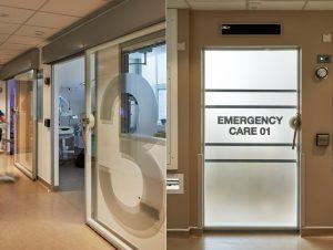 Dortek ICU doors