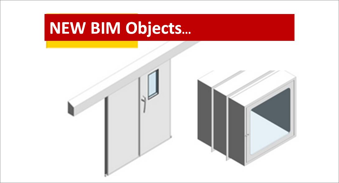 Dortek Continues to Expand its BIM Objects Range