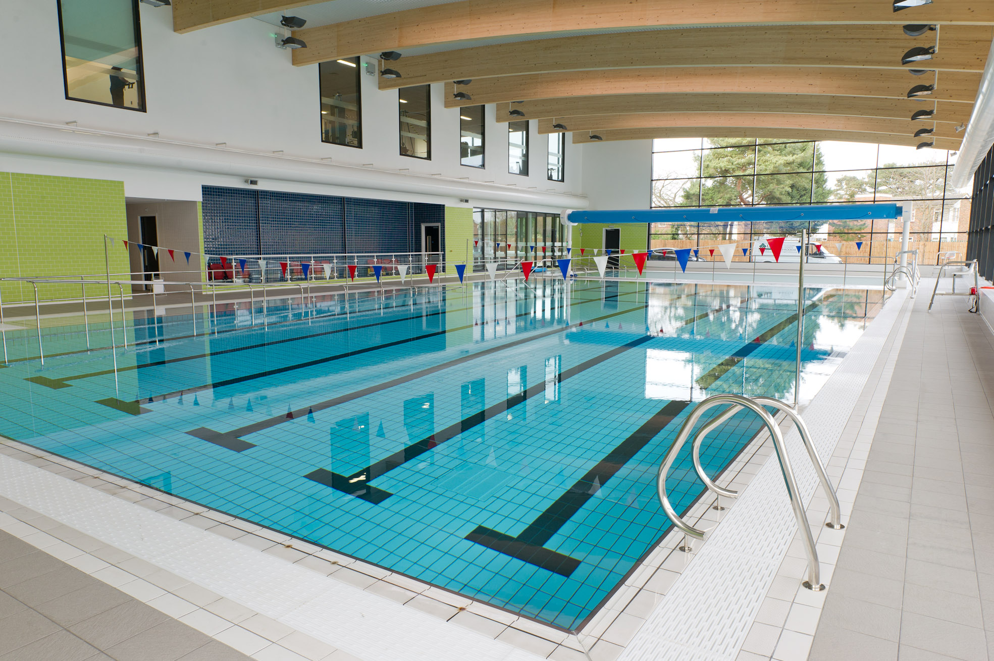Our New CPD Seminar: Specialist GRP Doors For Leisure Facilities