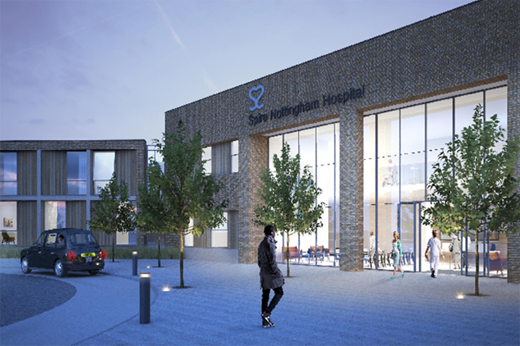 Dortek Secures The Two Largest Private Hospital New Builds in the UK