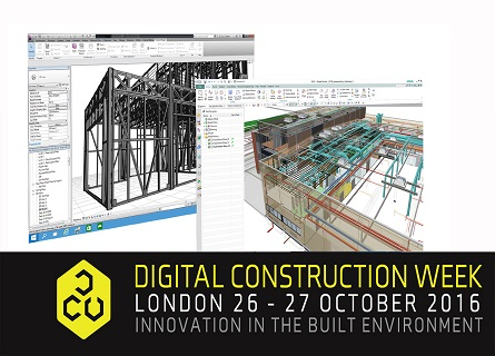 Join us at Digital Construction Week this Wed & Thurs (26-27th Oct)