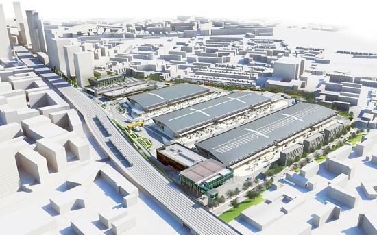 Dortek Secures Its Largest Retail Project at Covent Garden Market