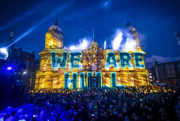 Hull & Proud, Supporting Hull City of Culture 2017