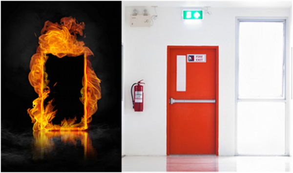 Dortek Fire Doors – Tried and Tested to the most Stringent Standards