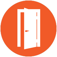 automatic doors, industrial sectional doors