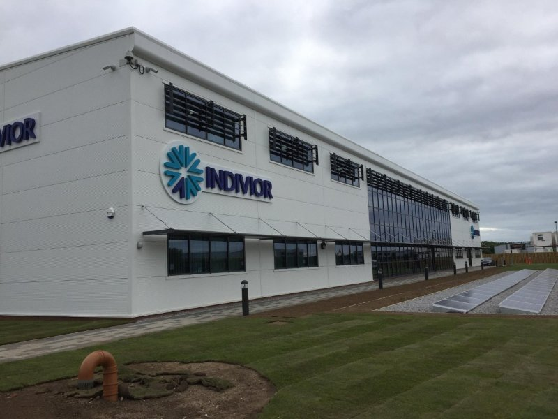 Dortek completes Indivior projects in Hull and Fort Collins