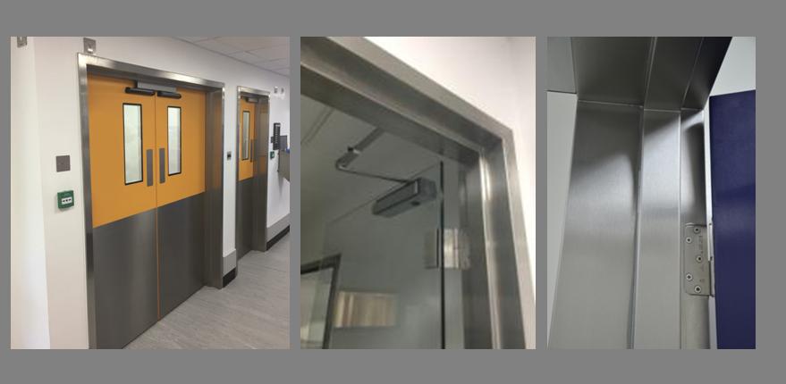 Dortek GRP frames, grp doors hull