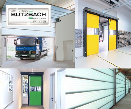 Dortek Unveils New Partnership With Butzbach Doors