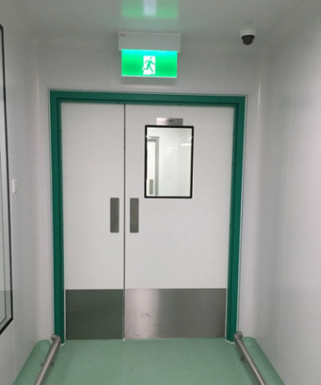 Recent Test Shows Our Doors Are Resistant To Spor-Klenz