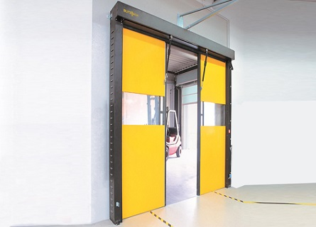 Product Showcase – Novosprint High Speed Doors