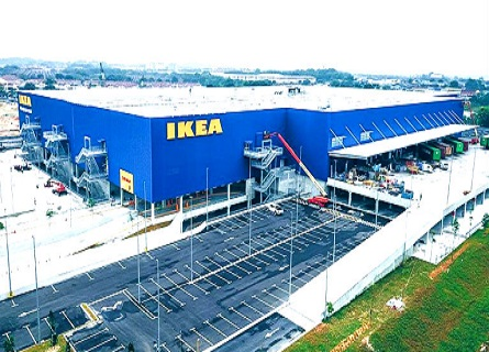 Southeast Asia's largest IKEA store opens in Johor Baru