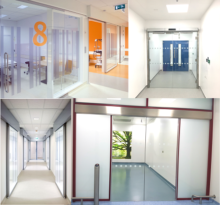 Our new glass door solutions – for smarter spatial design & transparency