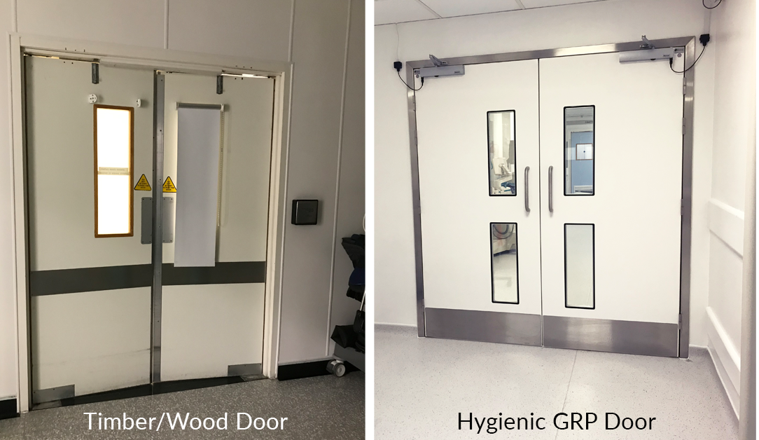 Top 10 reasons to specify Dortek GRP for hygiene critical areas