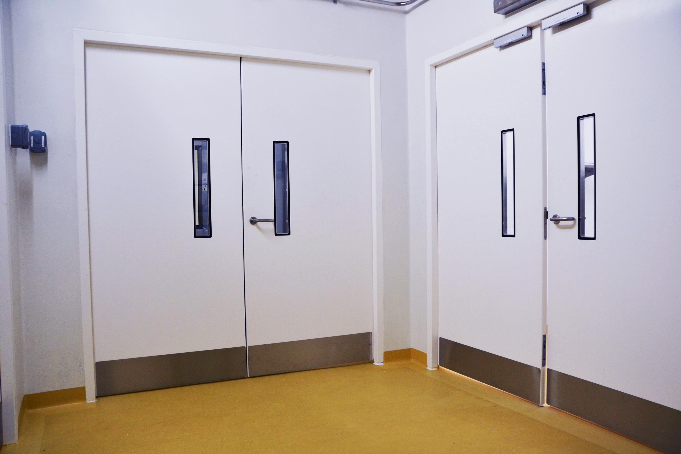 Dortek hygienic doors infant nutrition