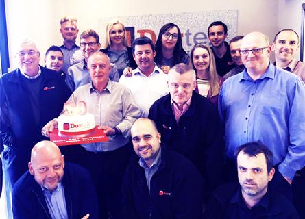 Dortek Hull celebrates its 30th anniversary