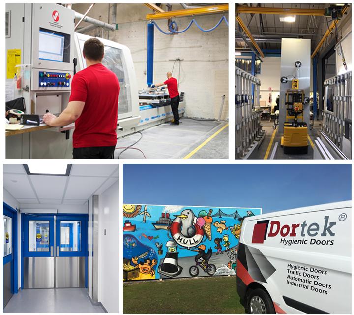 Dortek celebrates 30th anniversary Hull website