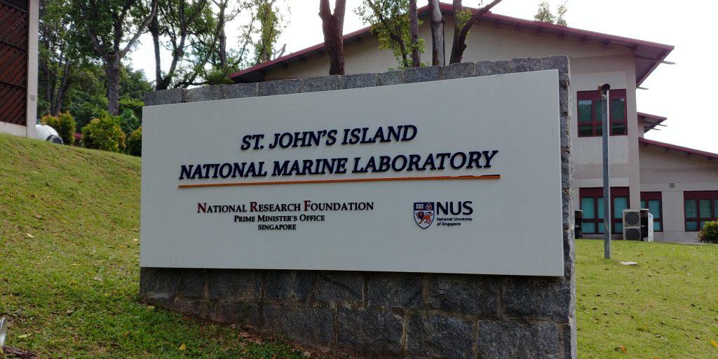 St John's Island National Marine Laboratory