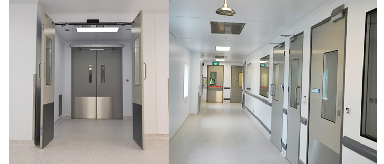 Basic requirements for cleanroom doors