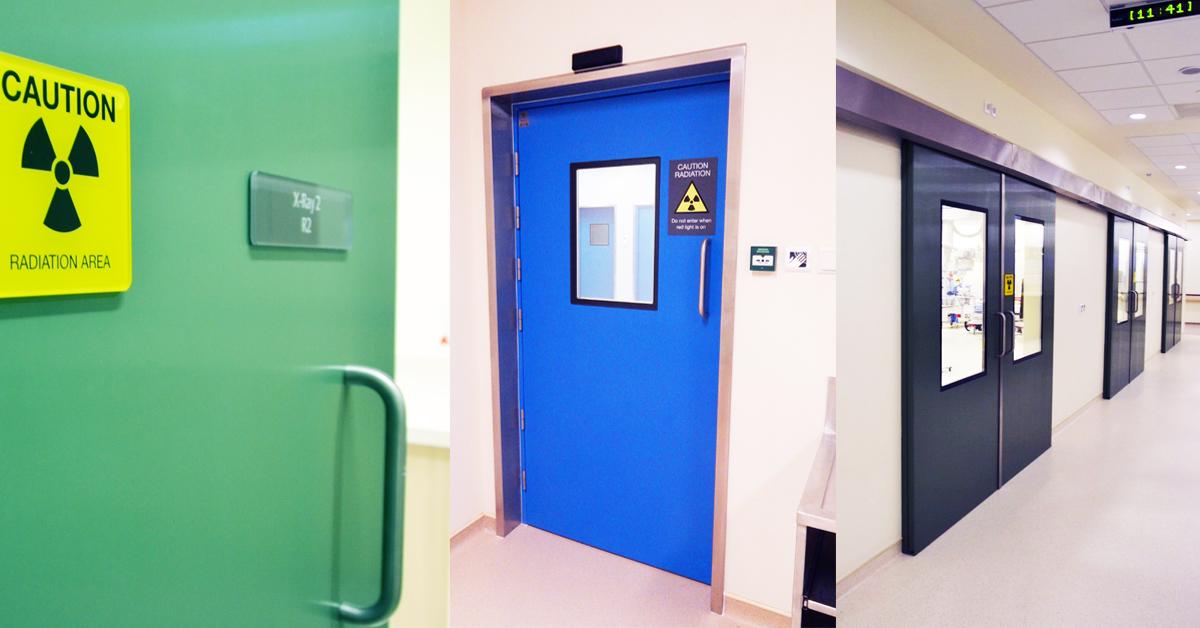 x-ray doors Dortek