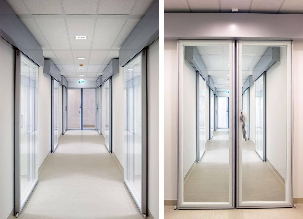 Product Showcase: Dortek Hermetic Sealing Sliding Glass Doors
