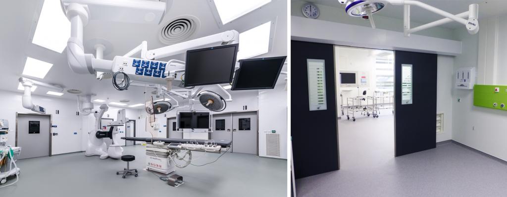 dortek hospital doors