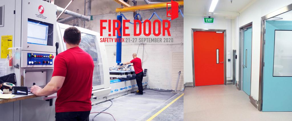 fire door safety week dortek fire doors 20