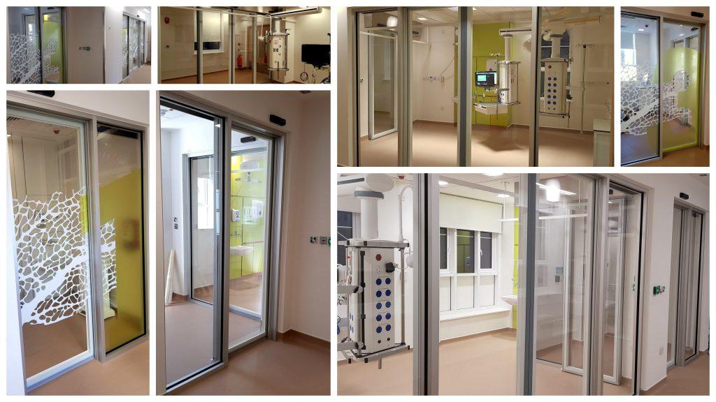hermetic sealing sliding glass doors