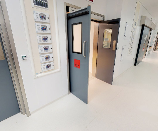 Key Design and Performance Considerations When Specifying Doors in Healthcare Environments
