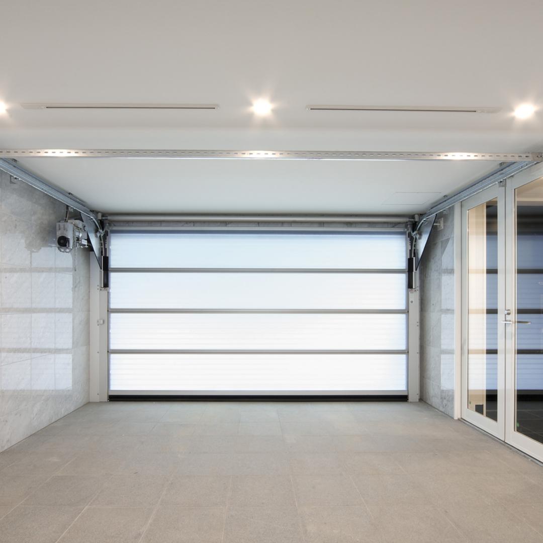Sectiolite Sectional Doors