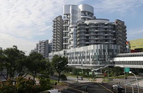 Ng Teng Fong Hospital
