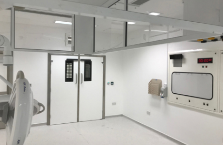 cleanroom doors, hygienic doors, hermetic doors