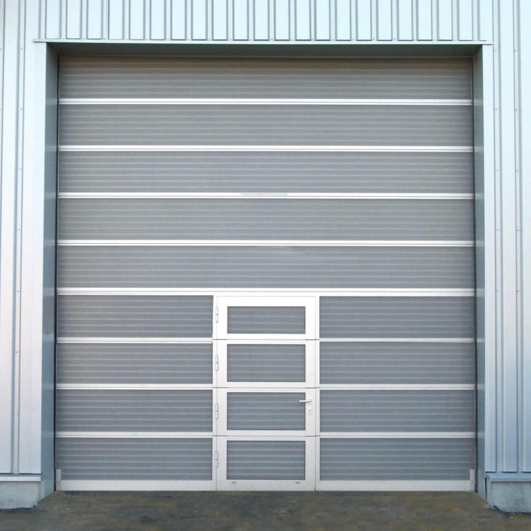 Sectiolite Sectional Doors
