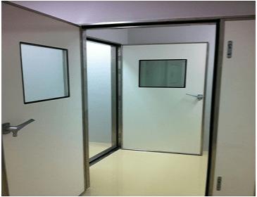 Hermetic Sealing Hinged Door